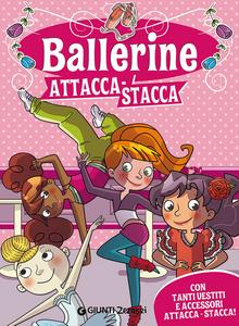 Libro Ballerine attacca-stacca. Con adesivi Martina Boschi