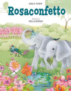 Libro Rosaconfetto Adela Turin