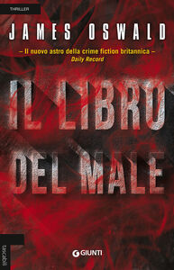 Libro Il libro del male James Oswald