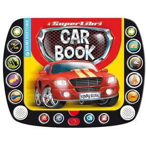 Foto Cover di Car book. Libro sonoro, Libro di Anna Casalis, edito da Dami Editore