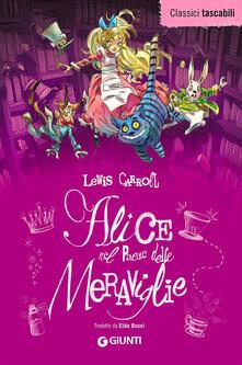 Montagneinnoir.it Alice nel paese delle meraviglie-Alice attraverso lo specchio Image