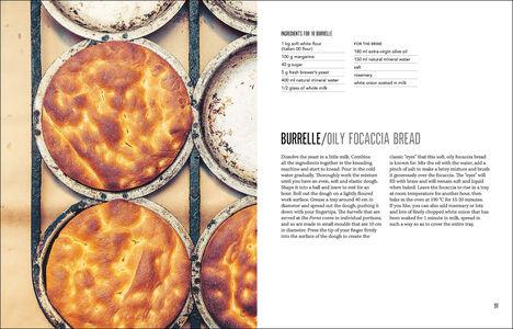 Libro Antico Forno Roscioli. A Roman gastronomical experience Elisia Menduni 2