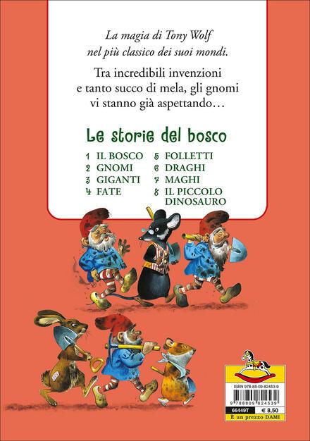 Gnomi Le Storie Del Bosco Ediz Illustrata Peter Holeinone