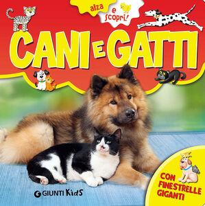 Libro Cani e gatti Veronica Pellegrini
