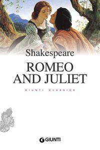 Libro Romeo and Juliet William Shakespeare