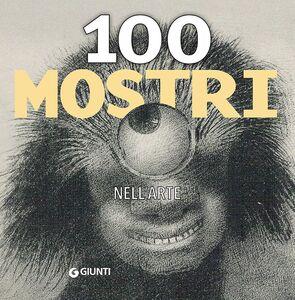 Libro 100 mostri nell'arte