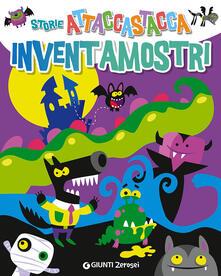 Voluntariadobaleares2014.es Inventamostri. Storie attaccastacca. Con adesivi Image