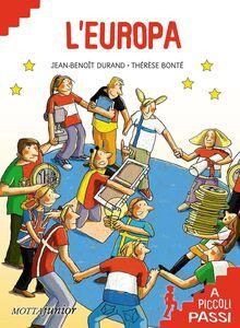 Libro L' Europa a piccoli passi Jean-Benoît Durand