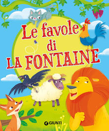 Lpgcsostenible.es Le favole di La Fontaine. Ediz. illustrata Image