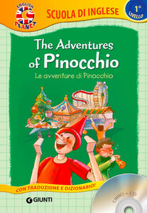Libro The adventures of Pinocchio-Le avventure di Pinocchio. Con CD Audio