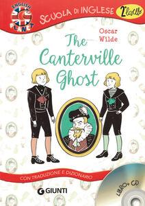 Libro The Canterville ghost. Con traduzione e dizionario. Con CD Audio Oscar Wilde