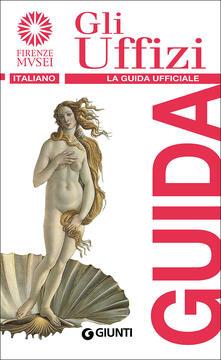 Antondemarirreguera.es Gli Uffizi. La guida ufficiale Image