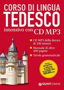 Libro Tedesco. Corso intensivo. Con CD Audio formato MP3
