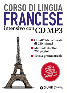 Libro Francese. Corso intensivo. Con CD Audio formato MP3