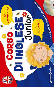 Libro Corso di inglese junior. Con CD Audio Margherita Giromini