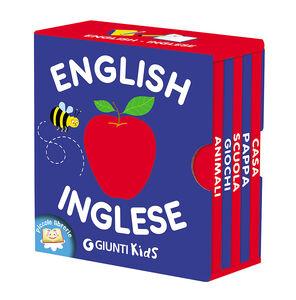 Foto Cover di English-Inglese, Libro di  edito da Giunti Kids 2