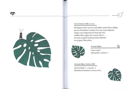 Libro Pinocchio (mal) visto dal gatto e la volpe Andrea Camilleri , Ugo Gregoretti 1