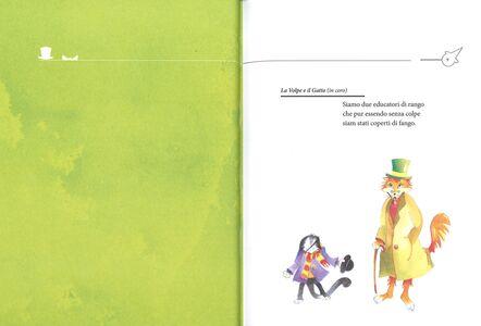 Libro Pinocchio (mal) visto dal gatto e la volpe Andrea Camilleri , Ugo Gregoretti 3