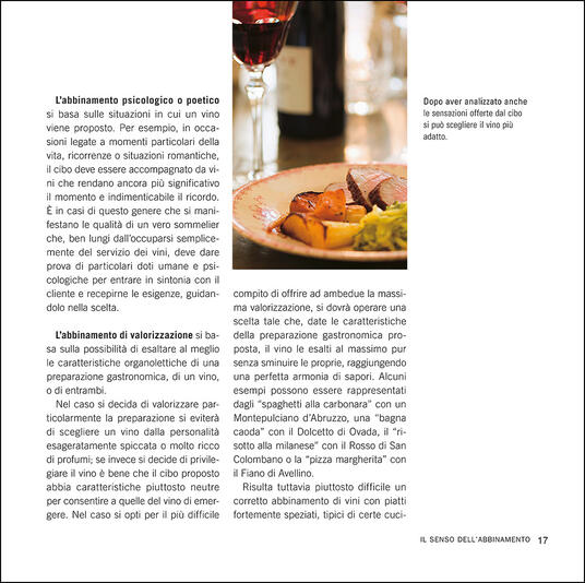 Manuale degli abbinamenti. Armonie del gusto, ideali contrasti fra vino e cibo - Giuseppe Vaccarini - 2