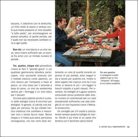 Manuale degli abbinamenti. Armonie del gusto, ideali contrasti fra vino e cibo - Giuseppe Vaccarini - 3