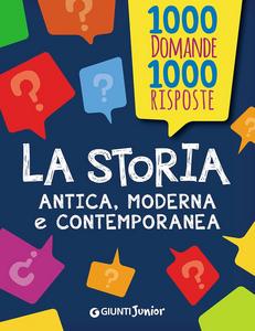 Libro La storia. Antica, moderna e contemporanea Paola Fabris
