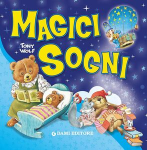 Libro Magici sogni