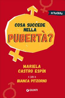 Antondemarirreguera.es Cosa succede nella pubertà? Image