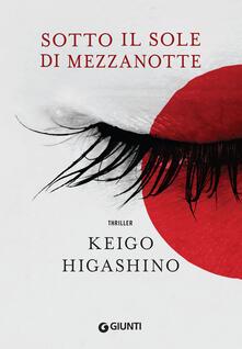 Sotto il sole di mezzanotte - Keigo Higashino - copertina