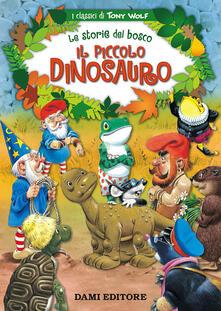 Aboutschuster.de Il piccolo dinosauro. Le storie del bosco. Ediz. illustrata Image
