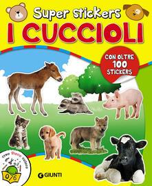 Voluntariadobaleares2014.es I cuccioli. Super stickers Image