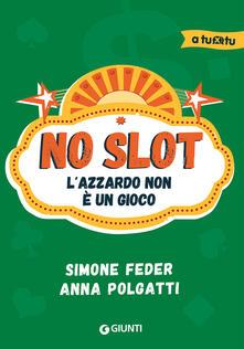 Squillogame.it No slot. L'azzardo non è un gioco Image