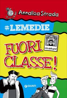 Letterarioprimopiano.it Fuori classe! #le Medie Image