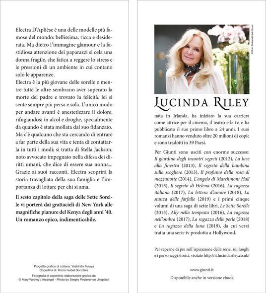 La ragazza del sole. Le sette sorelle - Lucinda Riley - 2