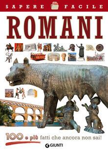 Squillogame.it Romani. 100 e più fatti che ancora non sai! Image
