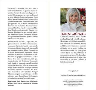 Marlene Hanni Münzer Libro Giunti Editore A Ibs