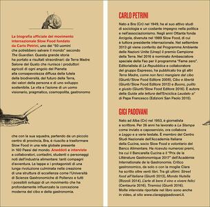 Slow food. Storia di un'utopia possibile - Carlo Petrini,Gigi Padovani - 2