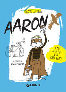 Aaron X - Øvreas Hakon - copertina