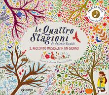 Milanospringparade.it Le quattro stagioni di Antonio Vivaldi. Il racconto musicale in un giorno Image