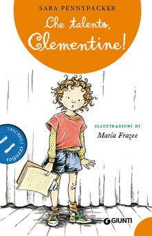 Che talento, Clementine!.pdf