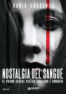 Premioquesti.it Nostalgia del sangue Image
