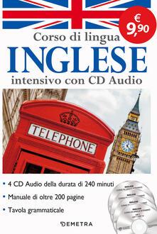 Filmarelalterita.it Corso di lingua. Inglese intensivo. Con 4 CD-Audio Image