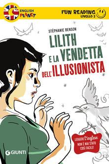Premioquesti.it Lilith e la vendetta dell'illusionista Image