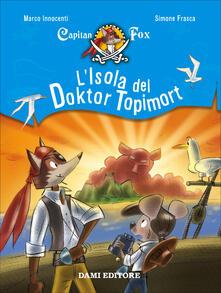 Librisulladiversita.it L' isola del Doktor Topimort. Capitain Fox. Vol. 4 Image