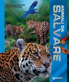 Winniearcher.com Animali da salvare. Ediz. a colori Image
