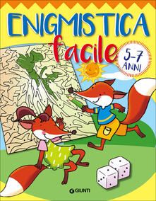 Tegliowinterrun.it Enigmistica facile 5-7 anni Image