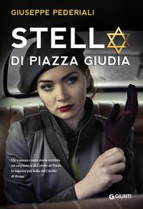 Libro Stella di piazza Giudia Giuseppe Pederiali
