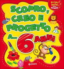 Antondemarirreguera.es Scopro, creo, progetto a... 6 anni. Ediz. a colori Image