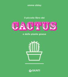 Winniearcher.com Il piccolo libro dei cactus e delle piante grasse. Ediz. a colori Image