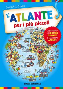 Grandtoureventi.it L' atlante per i più piccoli. Con adesivi. Ediz. a colori Image