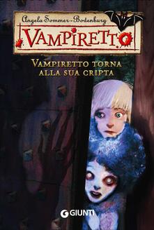 Grandtoureventi.it Vampiretto torna alla sua cripta. Ediz. illustrata Image
